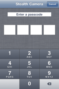 Passcode Protection